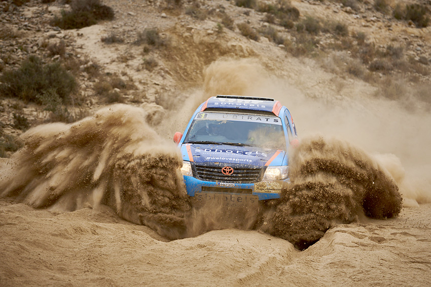 Foto El SB Hotels Rally Team hará su debut internacional en Marruecos